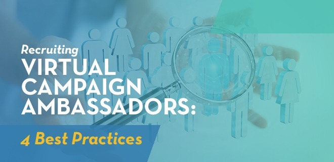 OneCause_Capstone Advancement Partners_Recruiting Virtual Campaign Ambassadors- 4 Best Practices_feature